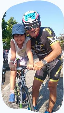 サイクリングリーダー・川尻
